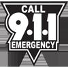 Dial 911 logo